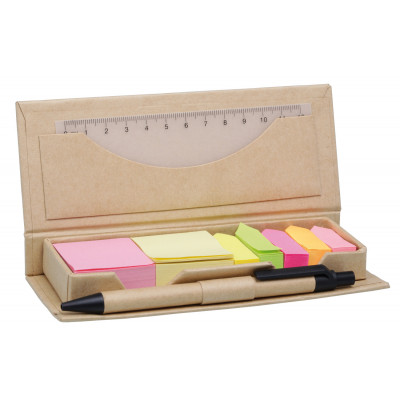Recycled Sticky Notes box