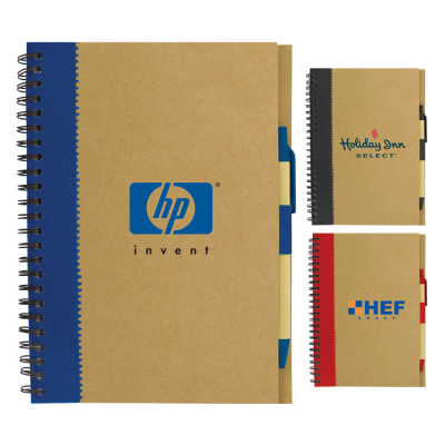 Capri Recycled Notebook A5