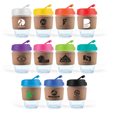 Eco Glass Coffee Cup - 320ml