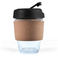 Eco Glass Coffee Cup - 320ml