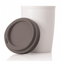 Padua Ceramic Double Wall Travel Mug 270ml