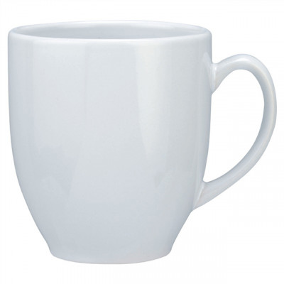 Corfu Ceramic Mug, White