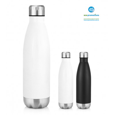 Elegance 500ml Stainless Steel Double Wall Drink Bottle
