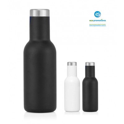Elegance 600ml Stainless Steel Double Wall Drink Bottle