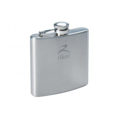 Latina Stainless Steel Hip Flask