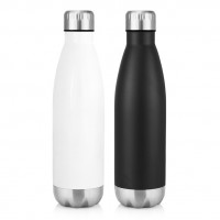 Elegance 500ml Stainless Steel Double Wall Drink Bottle