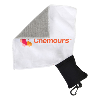 Microfibre Cleaning Cloth with pouch