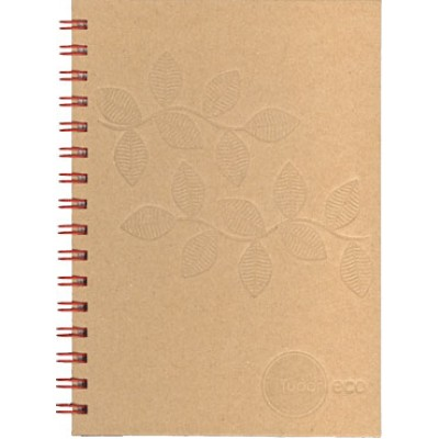 Eco Recycled Notebook A4 (lined)