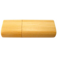 Bamboo USB drives