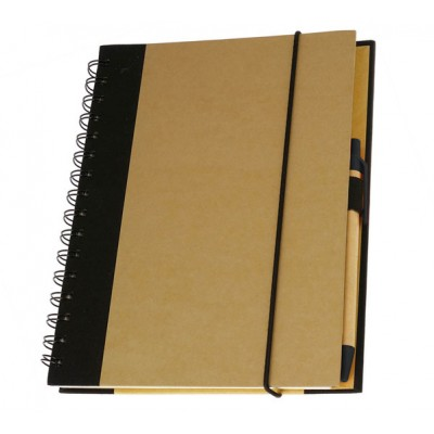 Capri Recycled Notebook B5