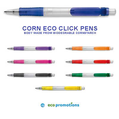Corn Eco Click Pen