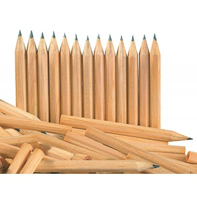 Short FSC-Certified timber Graphite Pencils