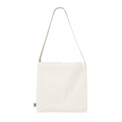 FairTrade Natural Cotton Messenger Bag