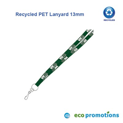 Recycled PET Lanyard 13mm