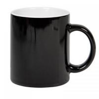 Santorini Ceramic Mug, Two Tone No 1