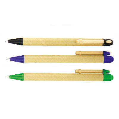 Tivoli Recycled Paper Click Pen